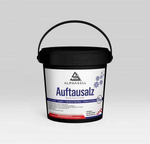 AlphaSell Produkt Auftausalz-15kg