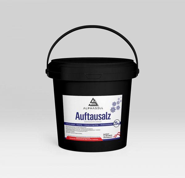 AlphaSell Produkt Auftausalz-25kg