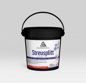 AlphaSell Produkt Streusplitt-15kg