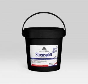 AlphaSell Produkt Streusplitt-25kg