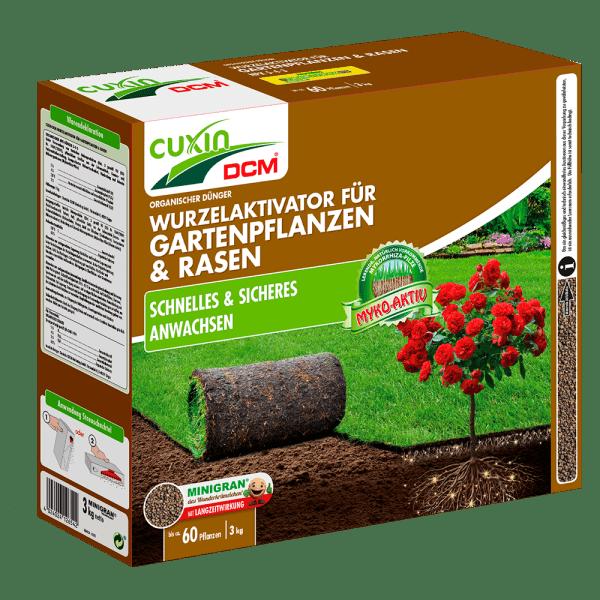 AlphaSell Produkt Wurzelaktivator-Gartenpflanzen-Rasen